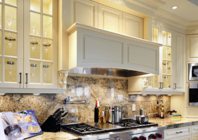 kitchen. Victoria Custom Home Builder