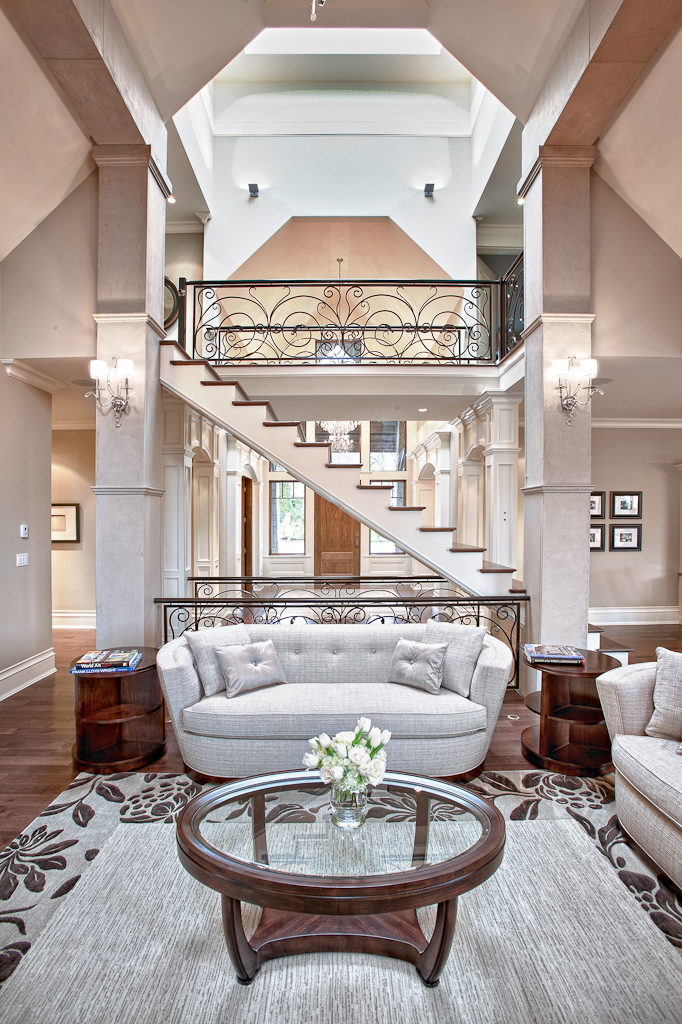 traditional home. Custom luxury home Victoria
